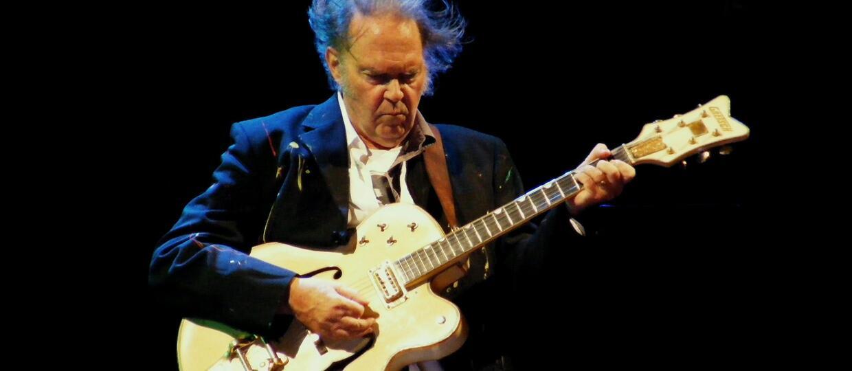 Neil Young wściekły na Donalda Trumpa