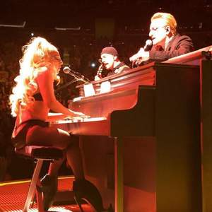 (nie)Zwykła miłość U2 i Lady Gagi