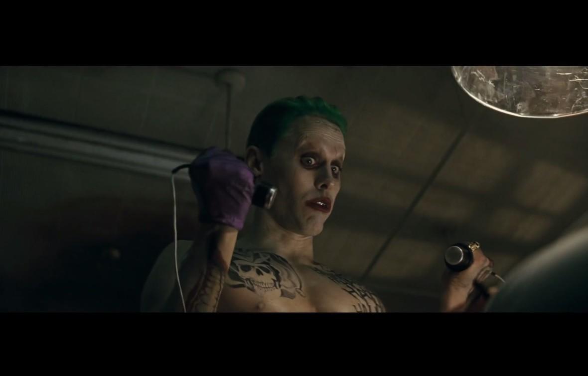 """Oficjalny zwiastun """"Suicide Squad"""" z Jaredem Leto"""
