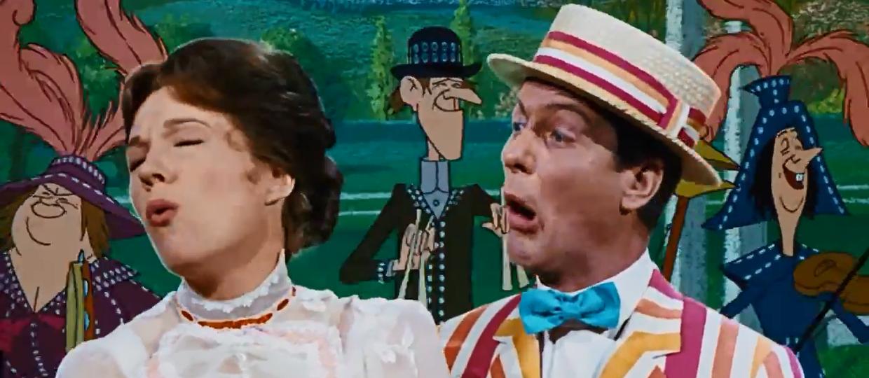 Opętana Mary Poppins śpiewa death metal!