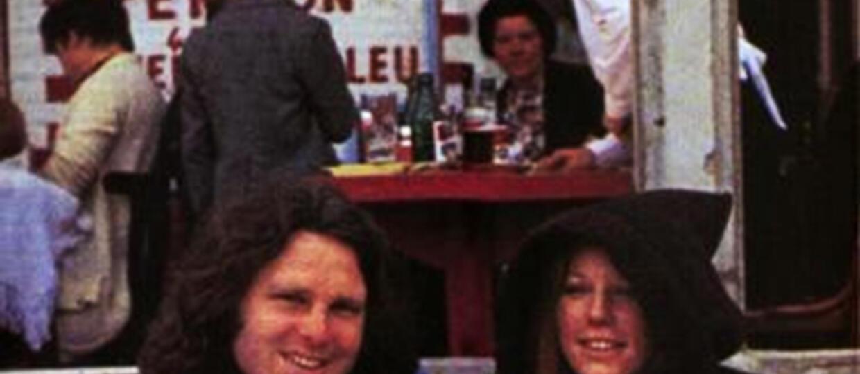 Ostatnie znane zdjęcia Jima Morrisona
