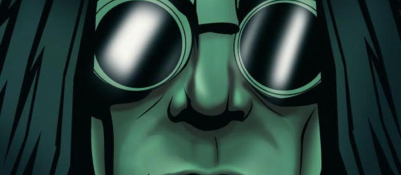 Ozzy Osbourne w komiksie