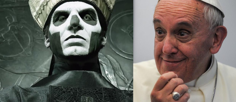 Papa Emeritus III przegrał starcie z papieżem