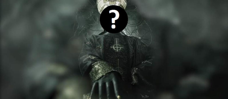 Papa Emeritus III zdemaskowany?