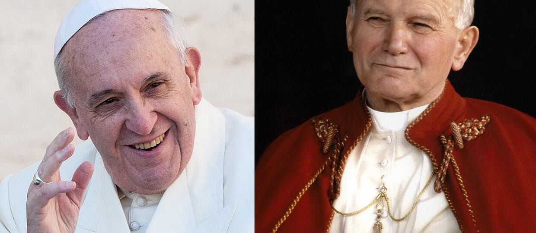 Papież Franciszek vs Jan Paweł II. Kto sprzeda więcej płyt?