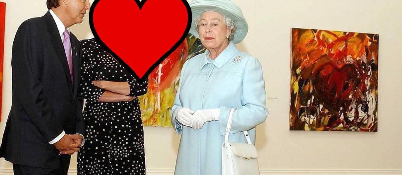 Paul McCartney kochał się w królowej Elżbiecie II