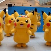 Pikachu jeszcze nigdy nie był tak sympatyczny
