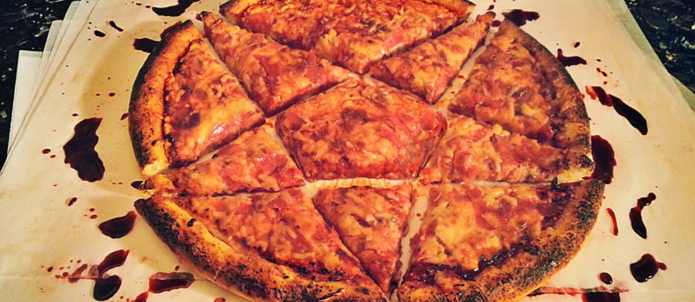 Pizza Slayera. Tej uczty nigdy nie zapomnicie