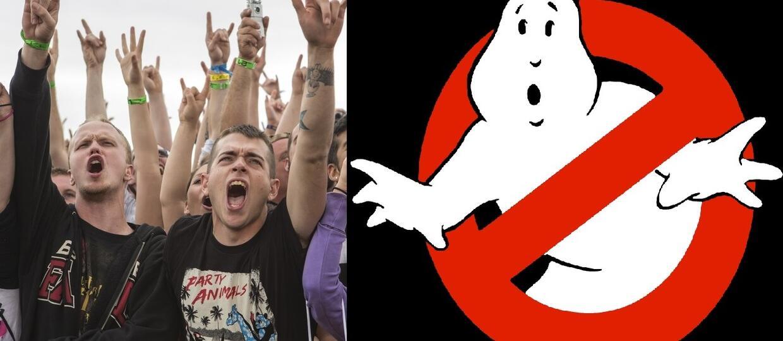 """""""Pogromcy duchów"""" wzywają fanów metalu"""