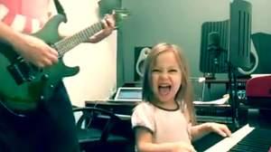 Poznajcie szatańską córkę gitarzysty Megadeth