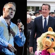 Premier Wielkiej Brytanii pieprzył martwe świnie?