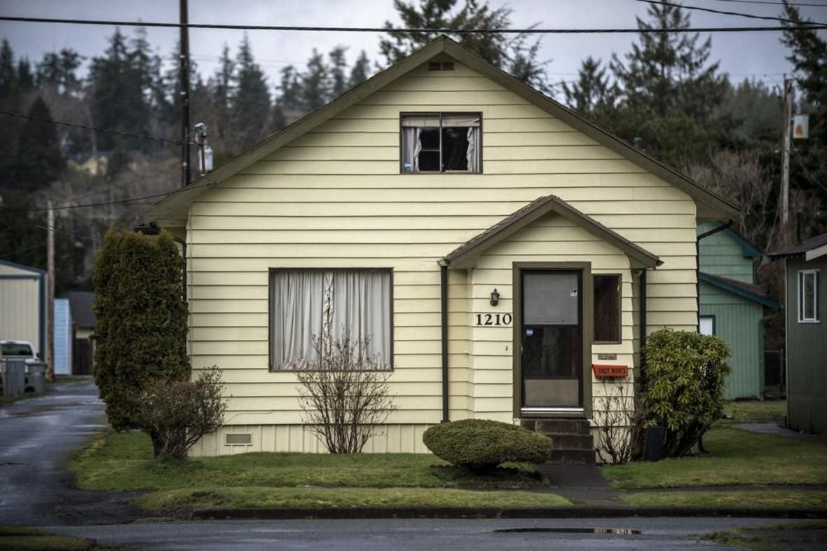 Przeceniony dom Kurta Cobaina?