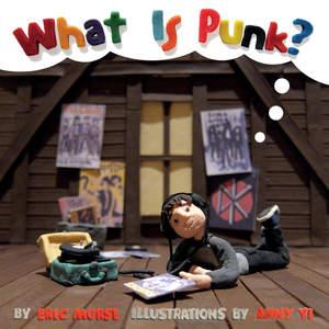 Punkowa rewolucja w książce dla dzieci