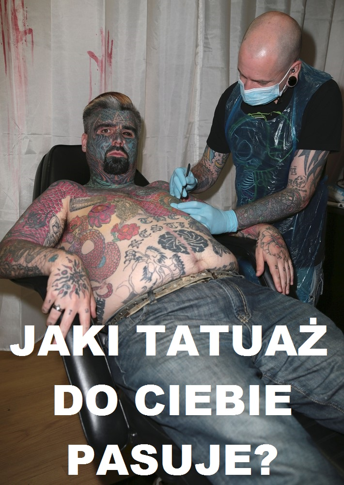 Jaki Tatuaż Do Ciebie Pasuje Quiz Antyradiopl