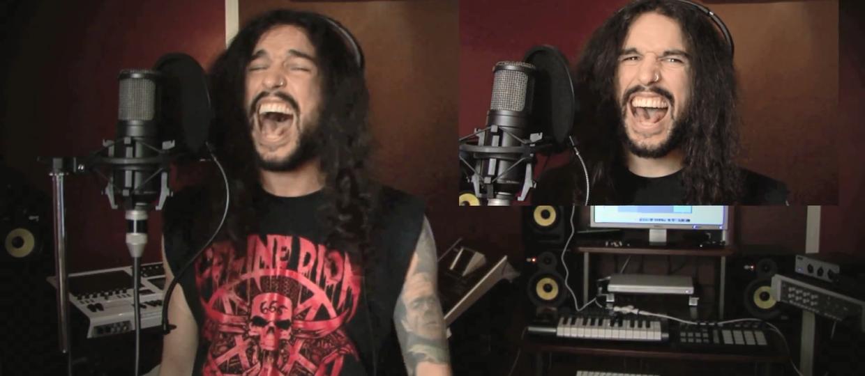 Rammstein, Tool i Cannibal Corpse w jednym utworze