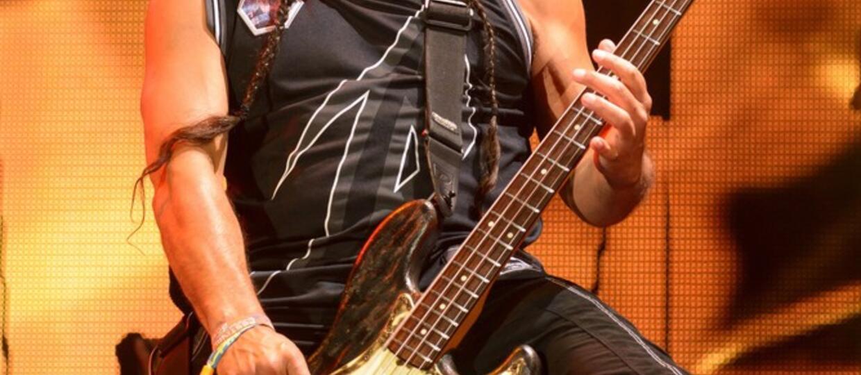 Robert Trujillo o swoim sposobie gry na basie