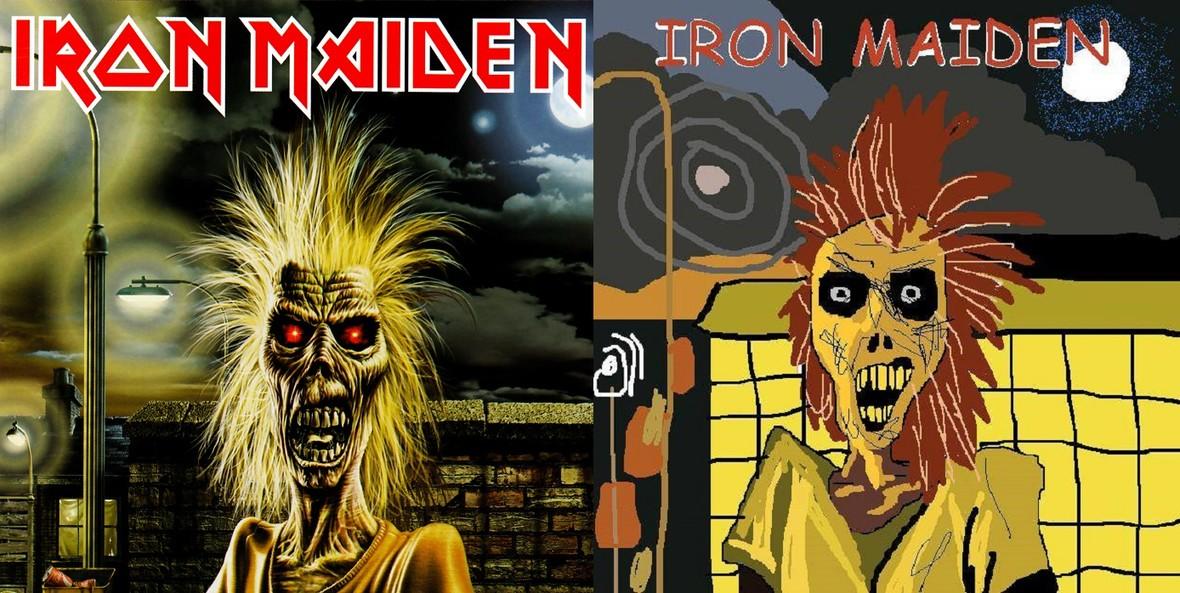 Rockowe i metalowe okładki w brzydkiej wersji [GALERIA]