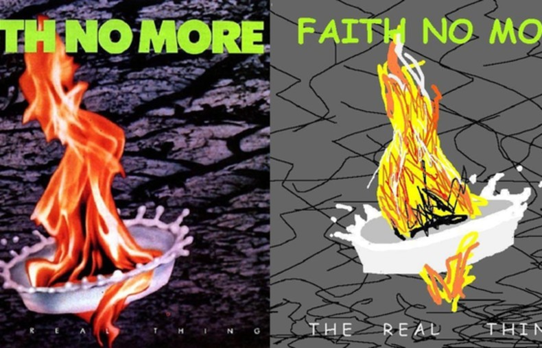 "Faith No More ""The Real Thing"""