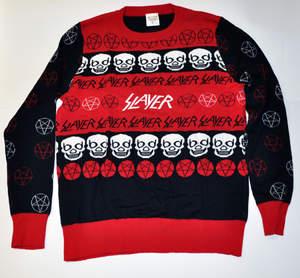Rockowy prezent pod choinkę! Sweter?
