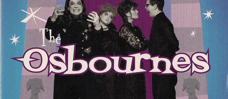 Rodzina Osbourne'ów przeprosiła się z TV