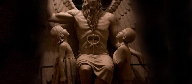 Satanistyczny posąg stanął w USA