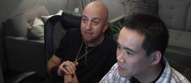 "Shavo Odadjian tworzy ""Mortal Kombat X"""