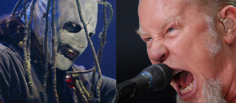 "Slipknot vs Metallica, czyli ""Snuffing Else Matters"""