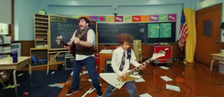 """""""Szkoła rocka"""" w 360 stopniach"""