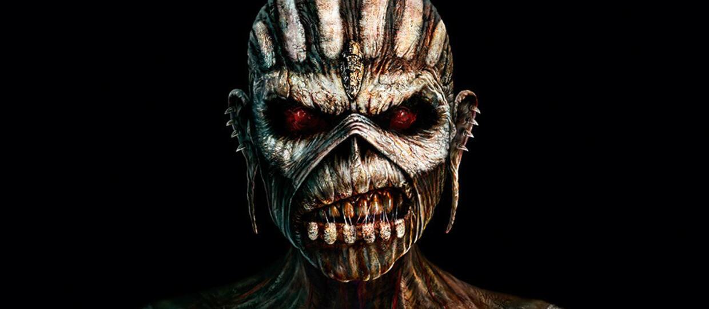 Tesco sprzedaje nową płytę Iron Maiden na winylu