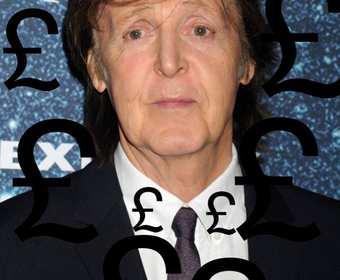 TOP 30 najbogatszych brytyjskich muzyków