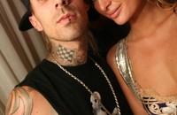 Travis Barker wziął ślub z Paris Hilton?