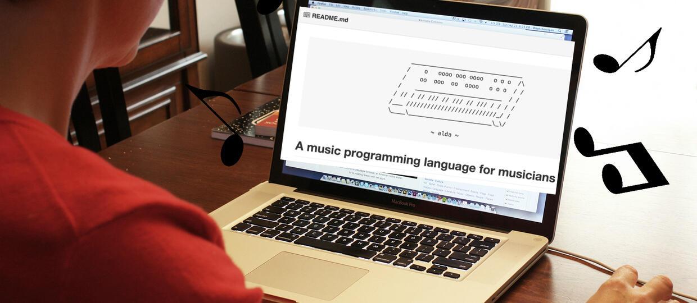 Twórz muzykę językiem programowania