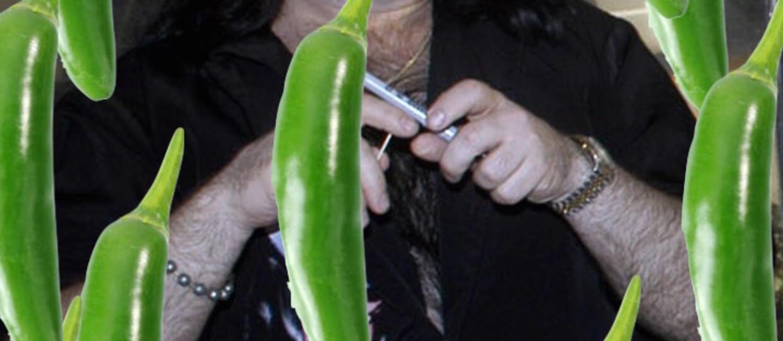 Vinnie Paul (ex-Pantera) obiecuje książkę kucharską