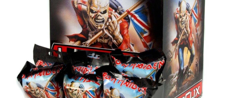 Zagraj figurkami od Iron Maiden