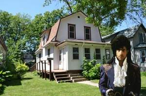 """Zamieszkaj w domu Prince'a z filmu """"Purple Rain""""!"""