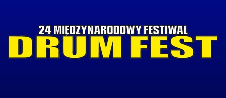 24. Międzynarodowy Festiwal Drum Fest [INFORMATOR]
