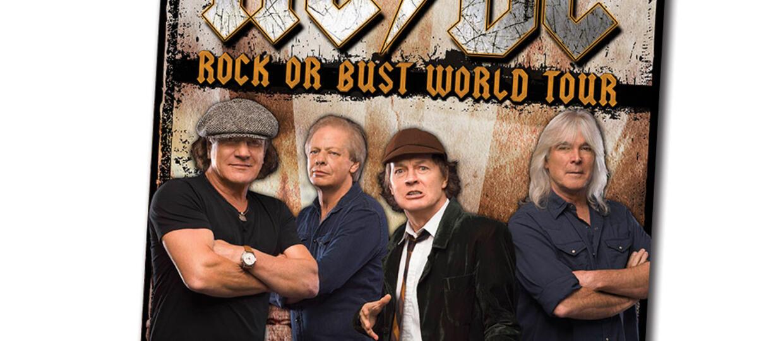 AC/DC zagra w Polsce!