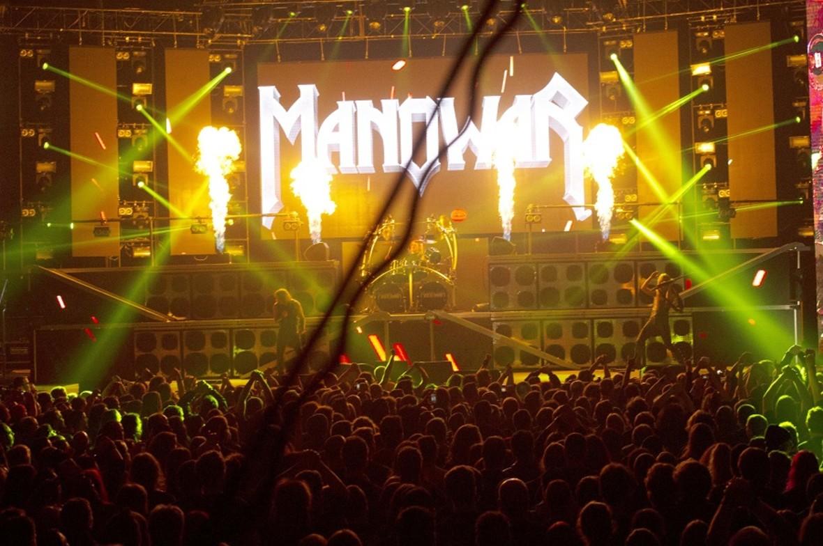Co Manowar zagra na koncercie w Polsce?