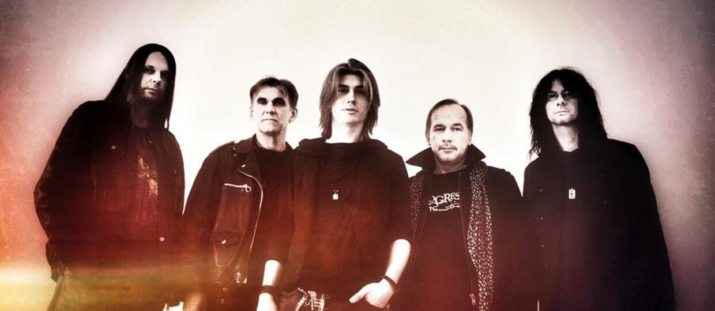 Collage i Osada Vida na Metal Hammer Festival 2015