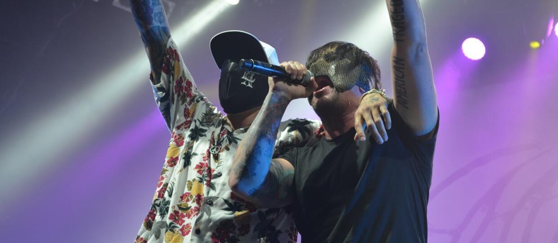 Hollywood Undead zagra w Polsce w 2016 roku