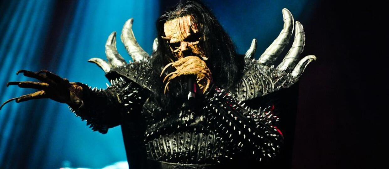 Lordi w Progresja Music Zone [GALERIA]