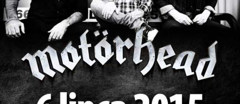 Motorhead w Warszawie – bilety, godziny, dojazd [INFORMATOR]