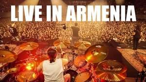 Obejrzyj koncert System of a Down w Armenii!