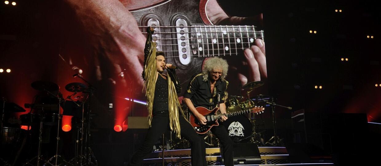 Queen z Adamem Lambertem na jedynym koncercie w Polsce!