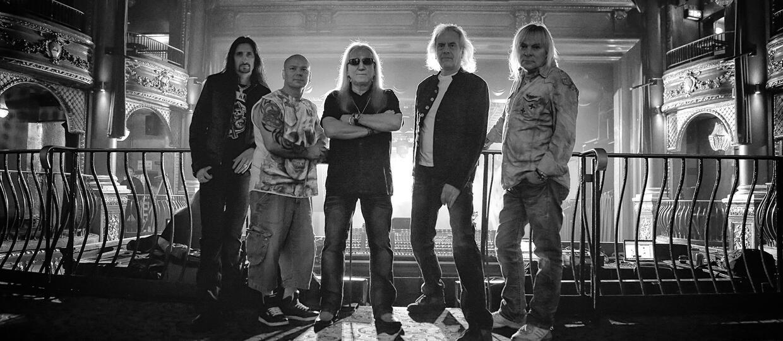 Uriah Heep na 2 koncertach w Polsce