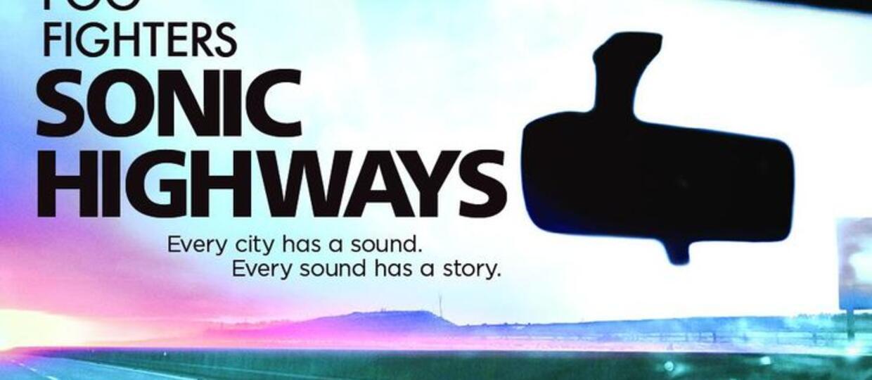 Foo Fighters - serial Sonic Highways