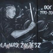 """10. rocznica śmierci Krzysztofa """"Docenta"""" Raczkowskiego"""