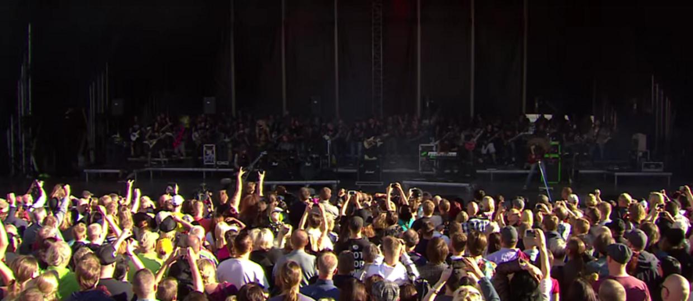 100 gitarzystów zagrało na jednej scenie w Helsinkach