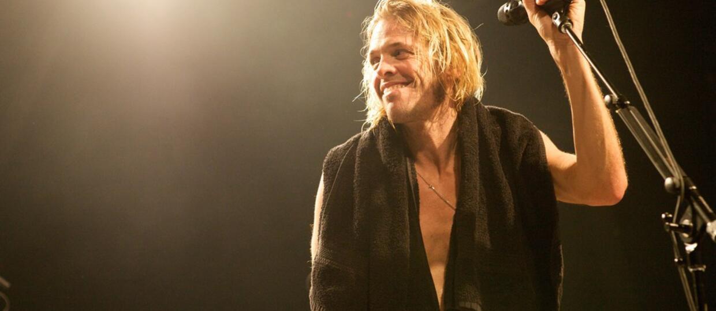 15-letni perkusista Foo Fighters w repertuarze Van Halen