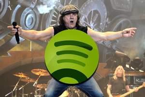 21 albumów AC/DC dostępnych w streamingu